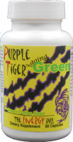 Purple Tiger™ Going Green